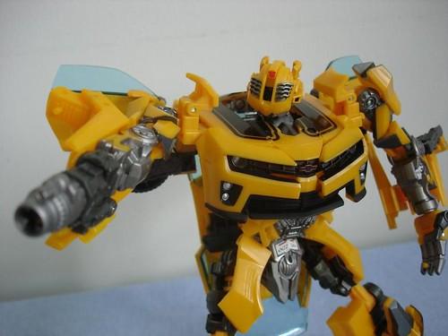 human alliance bumblebee instructions