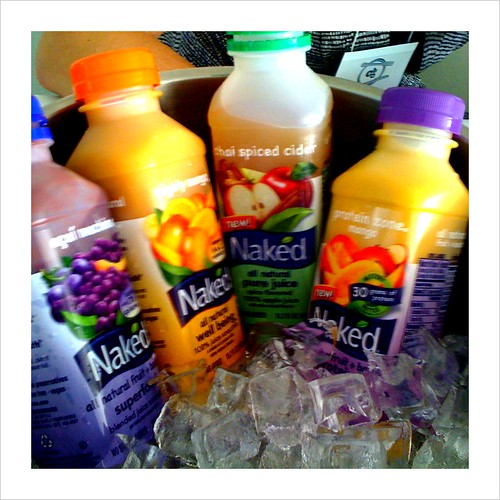 naked's new flavors