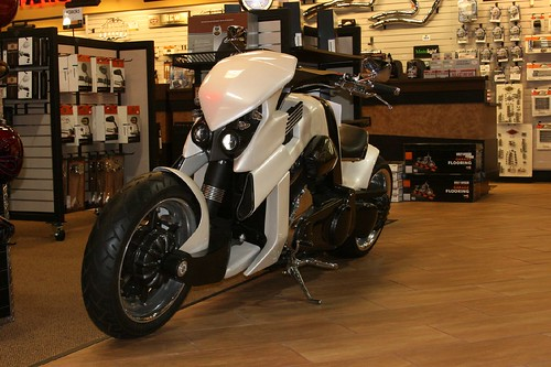 v rex motorcycle