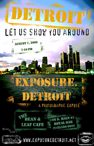 EXPOSURE.Detroit Photography Exhibit Opening