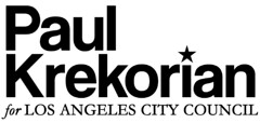 Krekorian Graphic by Paul Krekorian for City Council