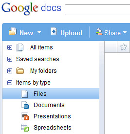 Google Docs Morphing into Google Drive