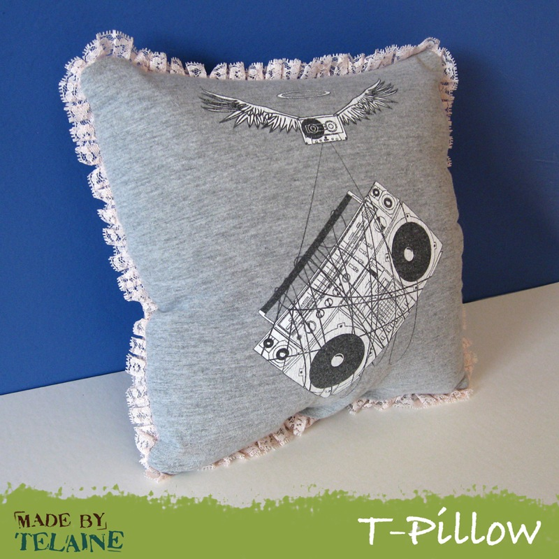 Saint T-Pillow