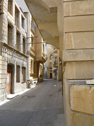 Old City of Baku
