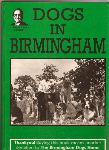 "Cover of ""Dogs in Birmingham"" by Alton Douglas"