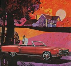 1970 Chevrolet Monte Carlo Convertible (aldenjewell) Tags: chevrolet convertible montecarlo 1970 brochure