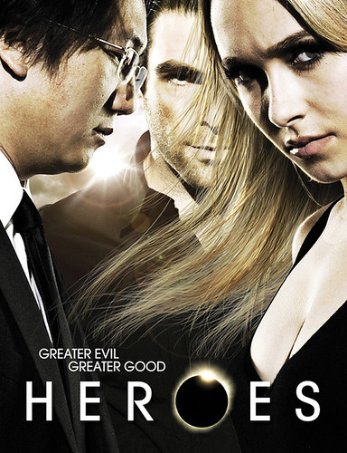 heroes season 4 redemption, hiro, sylar, claire