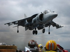 Deployment pic of HARRIER  (NOT MY PICUTRE) (baltic_86 (mostly off)) Tags: usmc aviation military explore marines flickrcentral iq unlimited deployment operationenduringfreedom ussbataan instantfave top20products spainmallorca kartpostal the4elements 22ndmeu 5thfleetaor vmm263 photoexplore baltic86 mymarinessonpic harrierav8b marinemediumtiltrotorsquadron semperfidelissemperfi pallmademallorcaspain