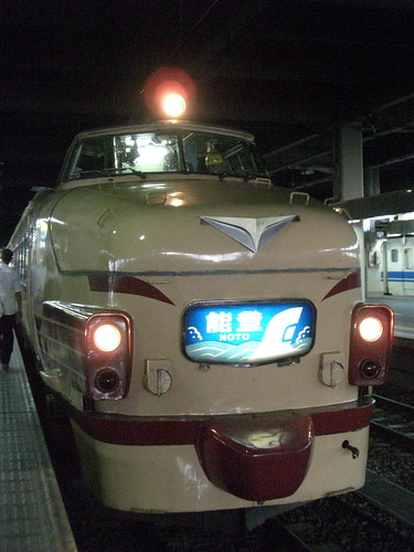 "489系急行能登/489 Series Express ""Noto"""