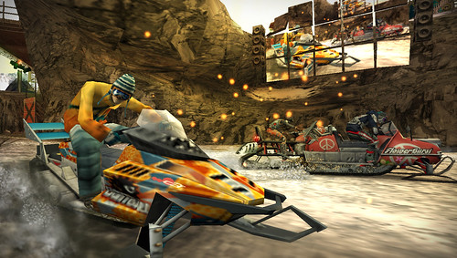 MotorStorm: Arctic Edge screenshot1