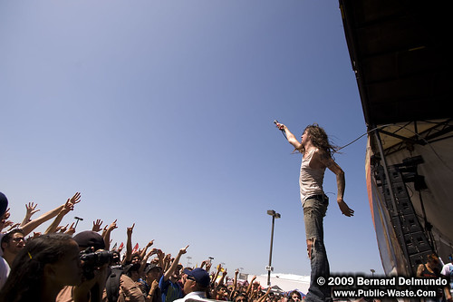 Warped Tour 005 UnderOath