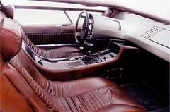 1972_ItalDesign_Maserati_Boomerang_Interior