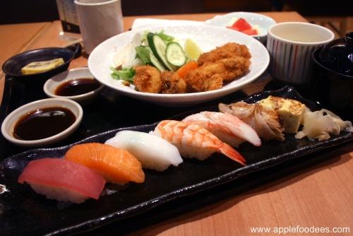 Rakuzen-Sushi-Sashimi