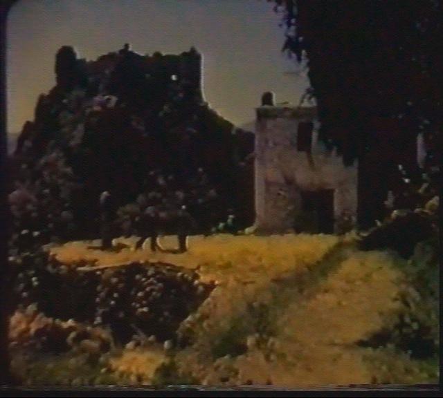 Una parva cerca del Castillo.