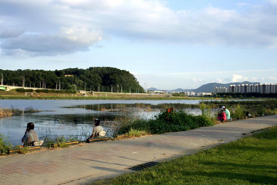 Yudeungcheon River(2)