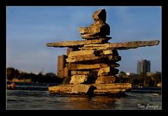 _9132729b_copy (PowerPages.ca) Tags: ottawa inukshuk ottawariver remicrapids