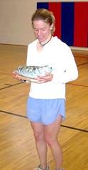 2009 winner Rosalea Kimball