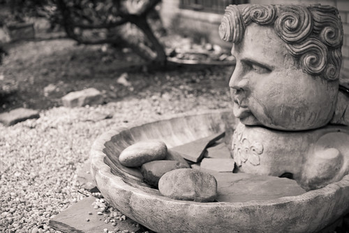 best inactive fountain ever.