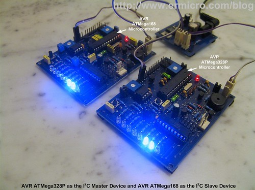 Transforming your AVR Microcontroller to the I2C or TWI