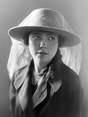 web_dhs_4911 (ricksoloway) Tags: hats photohistory vintagephotos foundphotos coolhats antiquephotos photographica vintagewomen vintagehats phototrouvee
