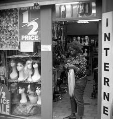 Blonde Extensions (Anthony Cronin) Tags: ireland irish analog mediumformat fuji kodak super neopan ac apug ikonta tones irlanda urbanlife xtol xtol11 fujineopan400 superikonta ishotfilm dubliners moorestreet tessar 500x500 dublinstreet opton realireland dublinstreets irishsociety fujineopan allrightsreserved dublinlife streetsofdublin irishphotography lifeindublin kodakxtol superikontaiv eldocumental photosofdublin xtoldeveloper analog120 anthonycronin filmisntdeaditjustsmellsfunny fotografadelacalle dublininphotos livingindublin insidedublin livinginireland lifeonmoorestreet filmdev:recipe=5418 callededubln tpastreet photangoirl