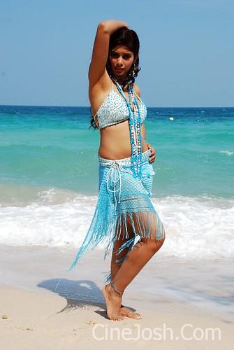 Tamil heroine Suprena