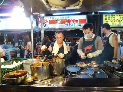 瑞豐夜市 (Night Market)