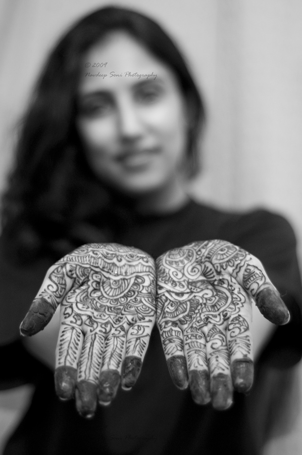 Mehndi Design For KarvaChauth