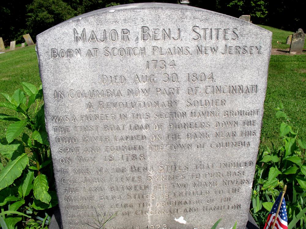 Columbia Baptist Cemetery