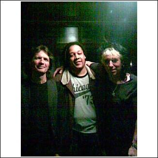 Dennis, Elmer, Richie
