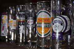279 - Six (el_finco) Tags: glass work oktoberfest mug stein 2009 dailies sooc strobist