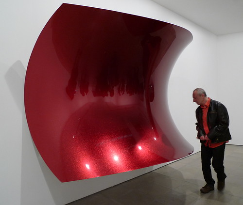anish kapoor at lisson gallery by you.