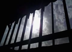 بتاب (arefeh*) Tags: نور وحشت زندان اميد