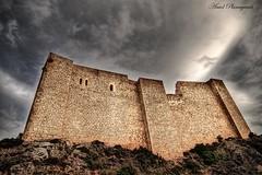 Castell Templer de Mirabet (Aniol I) Tags: raw catalonia octubre 2009 hdr tarragona riberadebre photomatix 5xp castelldemirabet aniolplanagumà
