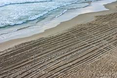 Mediterranean Sea and sandy beach (Yan Vugenfirer) Tags: ocean travel blue sea beach nature wet water coast israel marine mediterranean waves wind outdoor stones middleeast shore nautical naval seashore gravel coarse