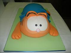 bolo Garfield (Isabel Casimiro) Tags: cake christening playstation garfield bolos bolosartisticos bolosdecorados bolopirataecupcakes bolopirata bolosdeaniversrocakedesign bolosparamenina bolosparamenino