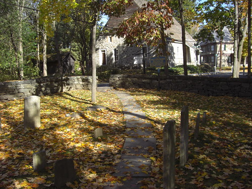New Paltz Historic Graveyard