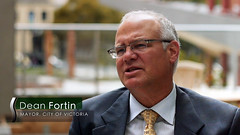 'Natural Growth' Interviewee Dean Fortin, Mayor for City of Victoria