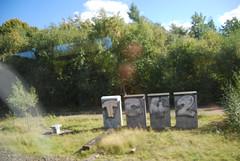 TC 42 (Boooooooka) Tags: uk england graffiti europe yorkshire tc graff 42 trackside topcat