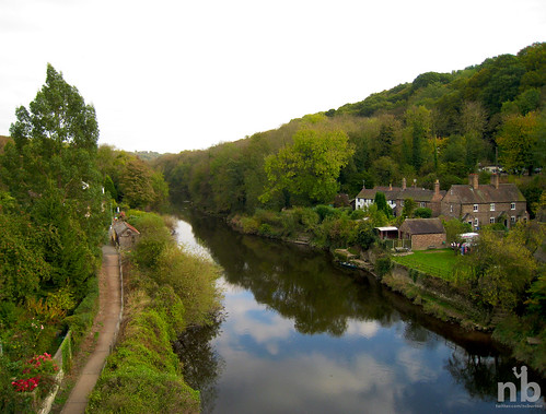Ironbridge Gorge - flckr - ncburton