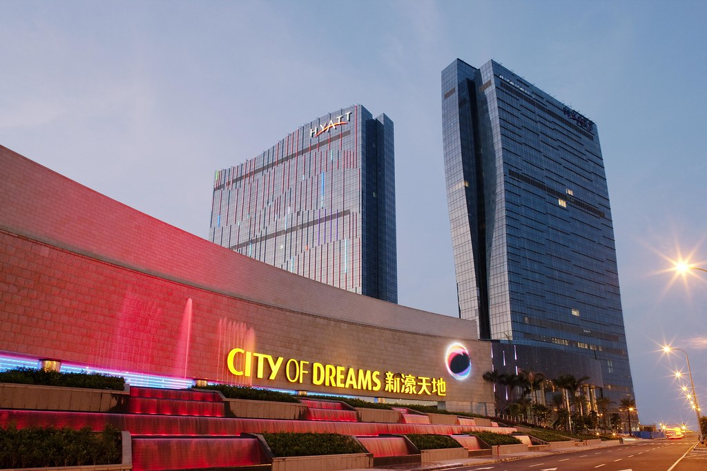 Grand Hyatt Macau at City of Dreams