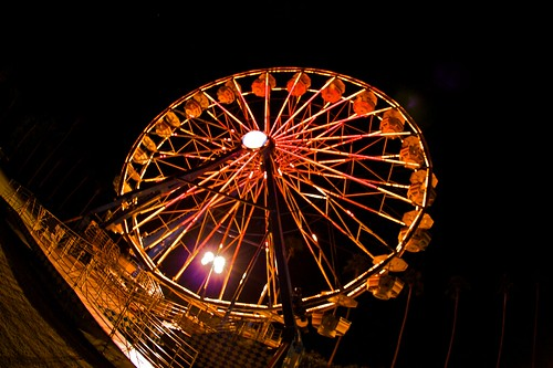 Festival 8 Ferris Wheel