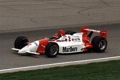 Emerson Fittipaldi Marlboro Penske
