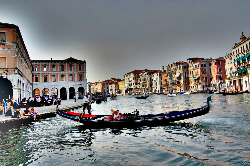 Gondolero Veneziano...