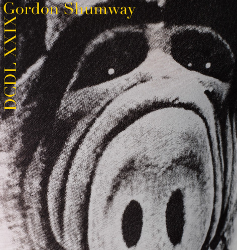 DCDL XXIX | Gordon Shumway