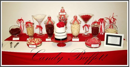 Black White Red Pictures Babies Baby Shower Red Black