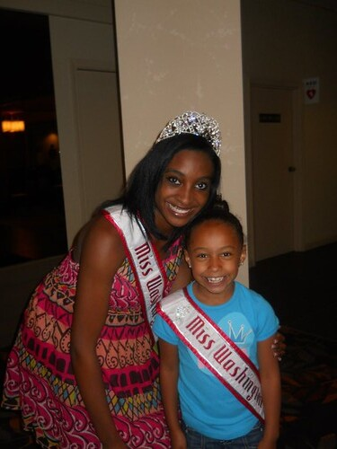 NAMiss Washington Queens at the NAM Oregon Pageant