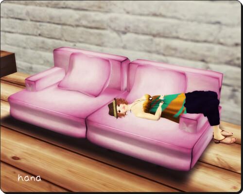 -CLEMATIS-<2nd Anniversary Memorial Sofa>6Prim