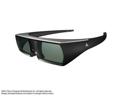 3D Glasses by PlayStation