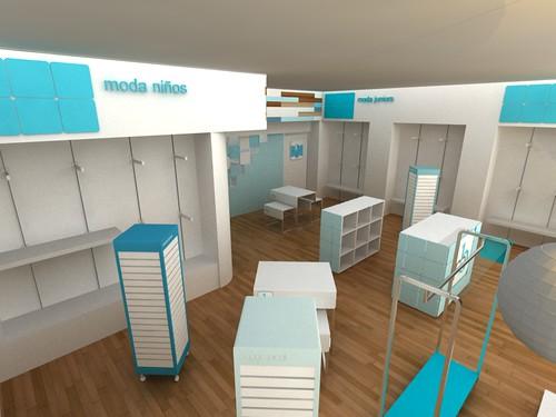diseño de muebles para ropa de niños. concept design. cubo3 - a ... - Muebles Para Ninos